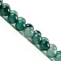 Achat Perlen, verschiedene Größen vorhanden, keine, 6mm,8mm,10mm, Bohrung:ca. 2mm, verkauft von Strang