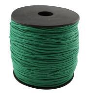Gewachste Nylonschnur Schnur, grün, 72x66x68mm, Bohrung:ca. 16mm, Länge:11.8 ZollInch, verkauft von Tasche