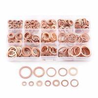 Kupfer Dichtbeilage, plattiert, DIY, 20x26x1.20mm, 280PCs/Box, verkauft von Box