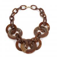 Acryl Halskette, für Frau, keine, verkauft per ca. 18 ZollInch Strang
