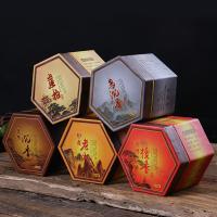 Sandelholz gelb, 6.5cm, 2PCs/Box, 24BoxenFeld/setzen, verkauft von Box