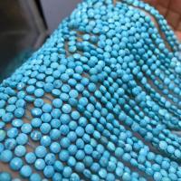 Mischedelstein Perlen, gemischte Materialien, poliert, DIY & verschiedenen Materialien für die Wahl, keine, 3x4mm, ca. 95PCs/Strang, verkauft per ca. 15 ZollInch Strang