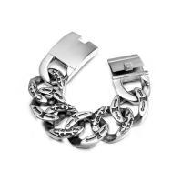 Titanstahl Armband, poliert, für den Menschen, 31.5mm, verkauft von PC