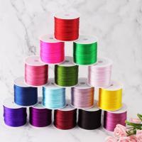 Polyester Schnur, DIY, keine, frei von Nickel, Blei & Kadmium, 1.50mm, ca. 30m/Spule, verkauft von Spule