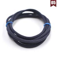 Nylon Nichtelastisches Garn, rund, DIY, keine, frei von Nickel, Blei & Kadmium, 3mm, 1m/PC, verkauft von PC