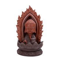 Porcelain Backflow Incense Burner, Porzellan, handgemacht, verschiedene Stile für Wahl, 120x210mm, verkauft von PC
