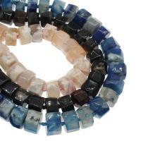 Achat Perlen, DIY, keine, 19x12mm, Bohrung:ca. 3mm, ca. 30PCs/Strang, verkauft von Strang