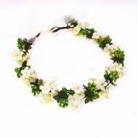 Brautkranz, Stoff, Blume, einstellbar & für Frau, 180mm, verkauft von PC