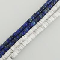 Lapislazuli Perlen, mit Magnesit, natürliche & verschiedenen Materialien für die Wahl & verschiedene Größen vorhanden, Bohrung:ca. 1mm, 188PCs/Strang, verkauft per 16 ZollInch Strang