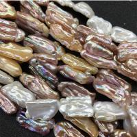 Barock kultivierten Süßwassersee Perlen, Natürliche kultivierte Süßwasserperlen, keine, 18-22mm, ca. 14PCs/Strang, verkauft von Strang