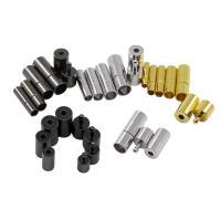 Messing Bajonettverschluss, plattiert, verschiedene Größen vorhanden, keine, frei von Nickel, Blei & Kadmium, 10PCs/Tasche, verkauft von Tasche