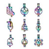 Zinklegierung plattiert, verschiedene Stile für Wahl & für Frau, frei von Nickel, Blei & Kadmium, 16*32mm, 13*33mm, 5PCs/Tasche, verkauft von Tasche