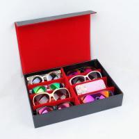 PU Leder Brillenetui, unisex, keine, 325x260x60mm, verkauft von PC
