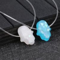 Acryl Armbänder, PC Kunststoff, mit Opal & Harz, für Frau, keine, verkauft von PC
