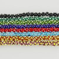 Holprige Lampwork Perlen, keine, 10x12x12mm, Bohrung:ca. 2mm, ca. 40PCs/Strang, verkauft per ca. 15 ZollInch Strang