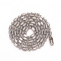 Eisen Halsketten, unisex, keine, 500x2.40mm, 30PCs/Menge, verkauft von Menge