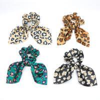 Haar Elastik, Stoff, elastisch & für Frau & Leopard Muster, keine, verkauft von Strang