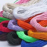 Elastisches Garn, Polyester, keine, 1mm, 84m/Spule, verkauft von Spule