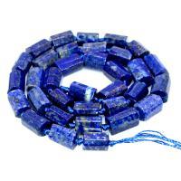 Lapislazuli Perlen, blau, 8*11mmuff0c390mm, 5SträngeStrang/Menge, verkauft von Menge