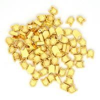 Zink-Legierungs-Armband-Entdeckungen, Zinklegierung, plattiert, DIY & verschiedene Stile für Wahl, keine, frei von Nickel, Blei & Kadmium, 14x4x4mm, verkauft von PC