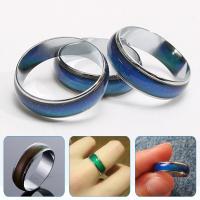 Zinklegierung Fingerring , plattiert, verschiedene Größen vorhanden, frei von Nickel, Blei & Kadmium, 6mm, verkauft von PC