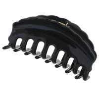 Haarklammer, Kunststoff, plattiert, für Frau, 105x56mm, verkauft von Strang