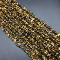 Tigerauge Perlen, rund, DIY, 5x8mm, ca. 230PCs/Strang, verkauft per ca. 31.5 ZollInch Strang