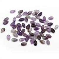 Natürliche Amethyst Perlen, DIY, violett, 7x12mm, verkauft von PC