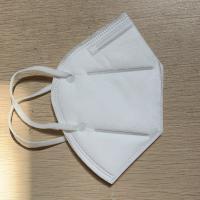 Nichtgewebte Stoffe mit Meltblown, weiß, 10PCs/Menge, verkauft von Menge
