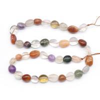 Fukurokuju Perle, poliert, DIY, gemischte Farben, 99-14mm, ca. 40PCs/Strang, verkauft per ca. 14.9 ZollInch Strang
