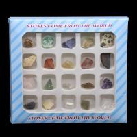 Achat DIY, gemischte Farben, 130x120mm, 20PCs/Box, verkauft von Box