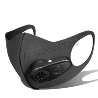 Polyurethan Mundschutz, mit Silikon, elektronisch & verschiedene Größen vorhanden, schwarz, verkauft von Box