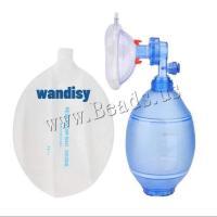 PVC Kunststoff verschiedene Verpackungs Art für Wahl & unisex, blau, verkauft von Tasche