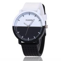 Ehepaar Uhrenarmbänder, Silikon, mit Zinklegierung, plattiert, unisex, keine, 430x220mm, verkauft von PC