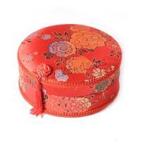 Begriffe & Nähzubehör, Baumwollfaden, mit MetallAsphalt, Hochzeitsgeschenk & Multifunktions & verschiedene Stile für Wahl, rot, 160x70x160mm, 2BoxenFeld/Menge, verkauft von Menge