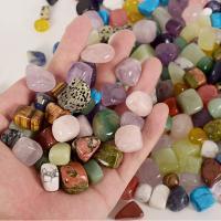 Edelstein Cabochons, DIY, gemischte Farben, verkauft von Tasche