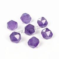 Natürliche Amethyst Perlen, poliert, DIY & verschiedene Größen vorhanden, violett, Bohrung:ca. 1.2mm, verkauft von PC