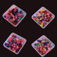 Kunststoff Haarklammer, verschiedene Verpackungs Art für Wahl & für Kinder & verschiedene Stile für Wahl, gemischte Farben, verkauft von Box