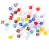 Mode Glasperlen, Glas, plattiert, DIY, keine, 4mm, verkauft von PC