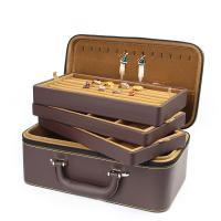 Leder Ringkasten, PU Leder, für Frau, keine, 313x184x129mm, verkauft von PC