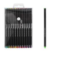 Kunststoff mit PVC Kunststoff, gemischte Farben, 110x163mm, verkauft von setzen