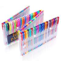 Kunststoff Wasser Farbstift, verschiedene Stile für Wahl, gemischte Farben, 8x150mm, verkauft von Box