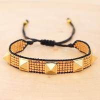 Lampwork Armband, Anti-Müdigkeit, keine, frei von Nickel, Blei & Kadmium, 7u82f1u5bf8, 2SträngeStrang/Tasche, verkauft von Tasche