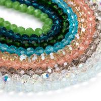 Handgewickelte Perlen, Lampwork, DIY & facettierte, keine, 8mm, ca. 70PCs/Strang, verkauft per ca. 22 ZollInch Strang