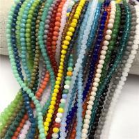 Handgewickelte Perlen, Lampwork, DIY & verschiedene Größen vorhanden, keine, verkauft per ca. 21.3 ZollInch Strang
