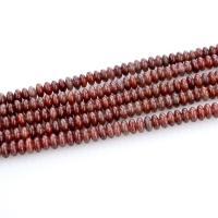 Violetter Aventurin flache Runde, poliert, DIY & verschiedene Größen vorhanden, Fuchsia, 2x4mm, Länge:ca. 15.4 ZollInch, 2PCs/Tasche, ca. 195PCs/Strang, verkauft von Tasche