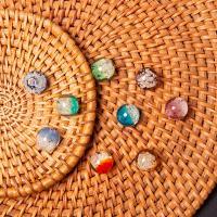 Handgewickelte Perlen, Lampwork, rund, DIY, keine, 12mm, 50PCs/Tasche, verkauft von Tasche